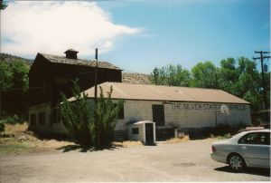The Silver State Flour Mill is located in Paradise Valley, Nev.